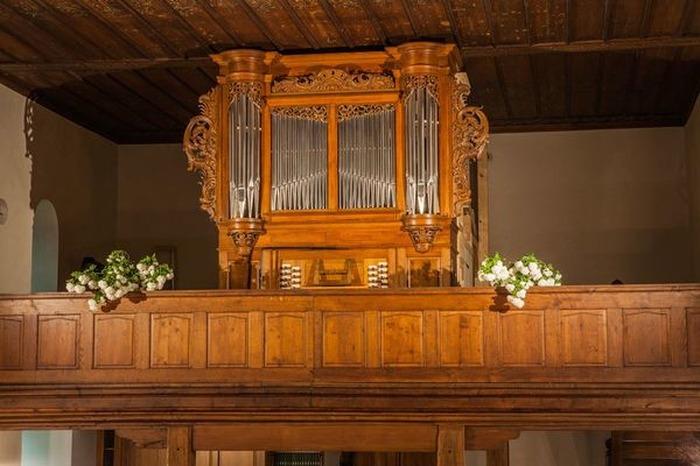 Journées du patrimoine 2018 - Vendangeur de son orgue