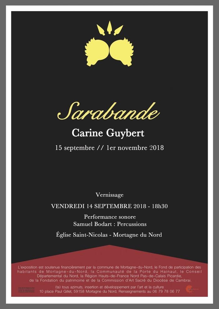 Journées du patrimoine 2018 - Performance musicale de Samuel Bodart pour le vernissage de l'exposition