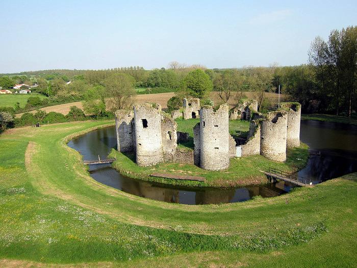 Journées du patrimoine 2017 - Venez à la découverte du Château de Commequiers