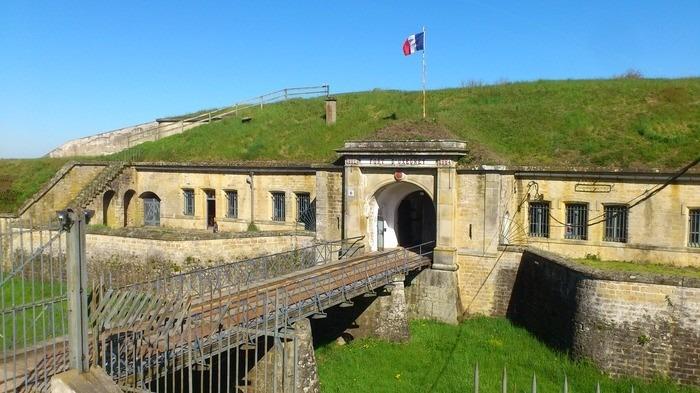 Journées du patrimoine 2018 - Venez découvrir deux forts Séré de Rivières de la Place d'Epinal