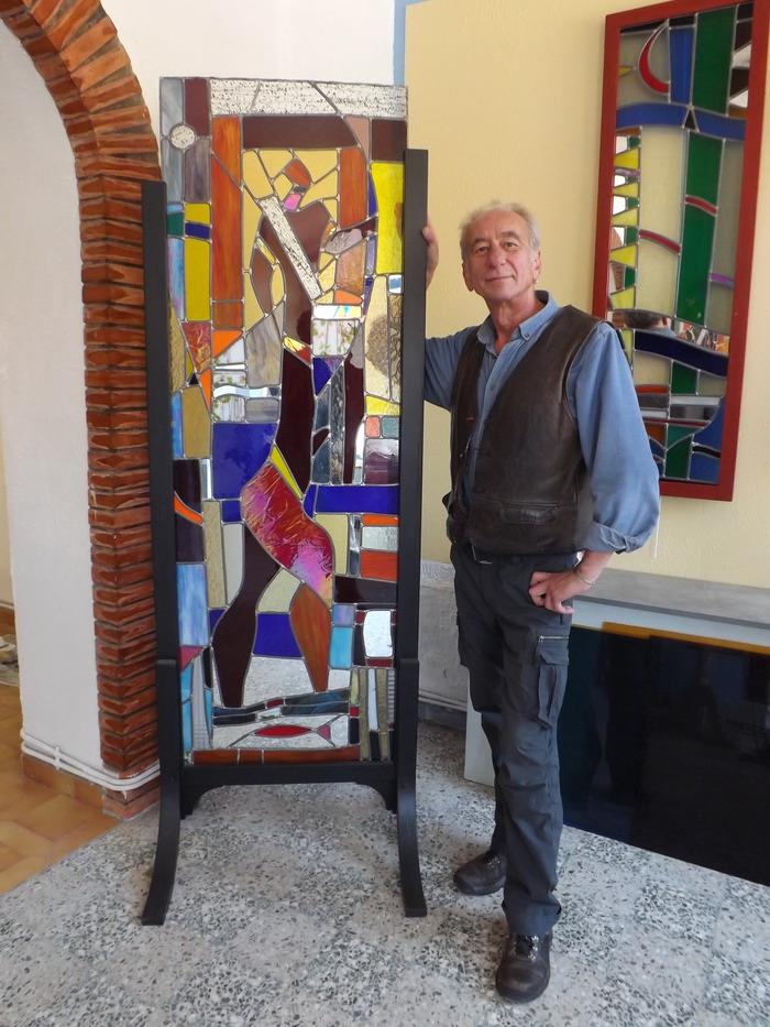 Journées du patrimoine 2018 - Venez découvrir l'art ancestral du vitrail à Théoule-sur-Mer
