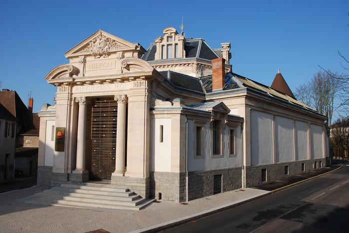 Crédits image : © L. Chaintreuil - Musée du Hiéron - Paray-le-Monial