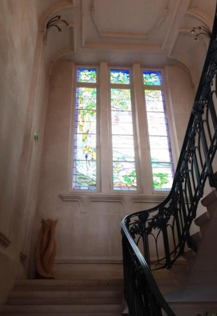 Journées du patrimoine 2018 - Venez visiter la seule mairie de France de style Art Nouveau !