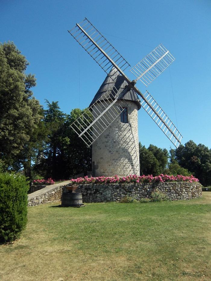 Journées du patrimoine 2018 - Visite du moulin de Montpezat