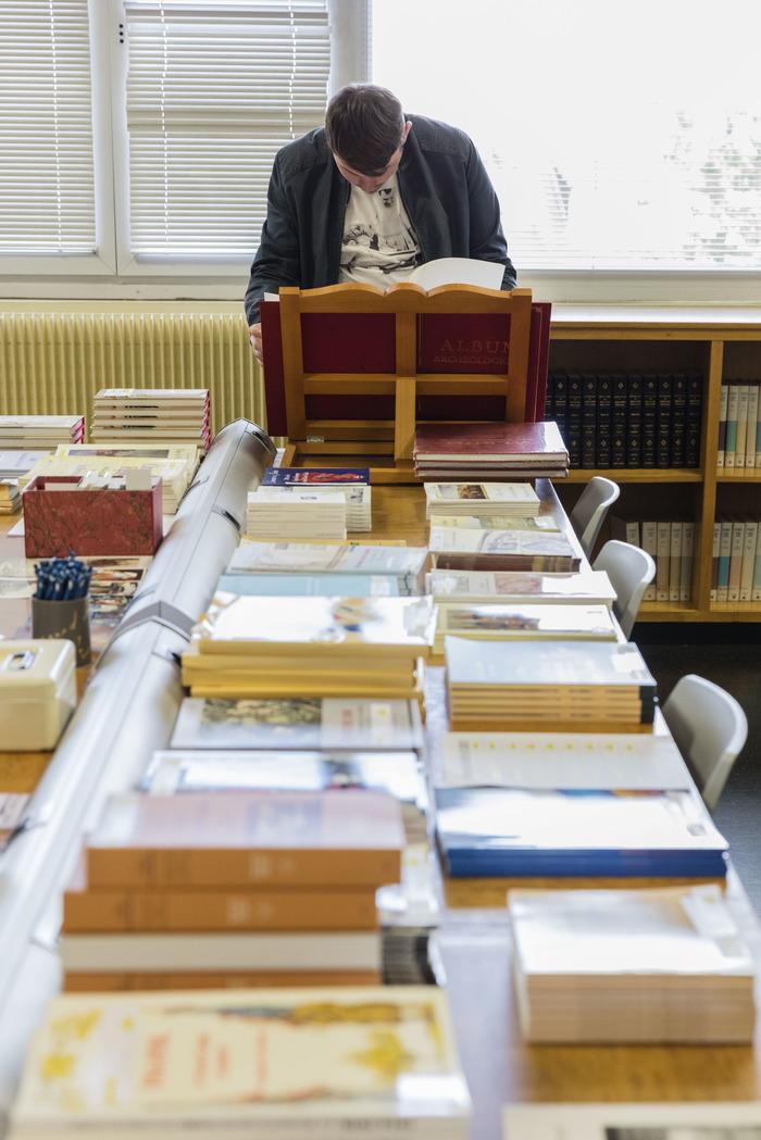 Journées du patrimoine 2018 - Vente de livres à caractère historique et patrimonial