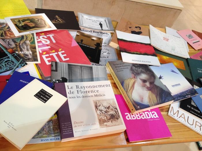 Crédits image : © quelques-uns des ouvrages vendus le 16 septembre, Bayonne, musée Bonnat-Helleu / M. Clarac