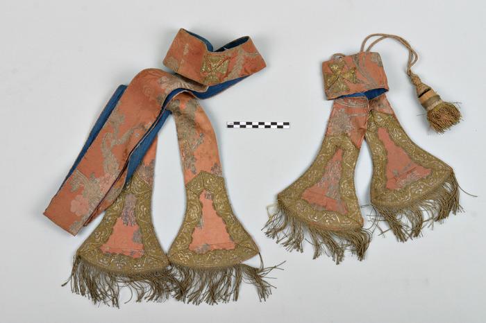 Journées du patrimoine 2018 - Vêtements liturgiques