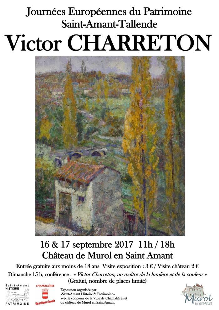Journées du patrimoine 2017 - Victor Charreton, un maître de la couleur et de la lumière
