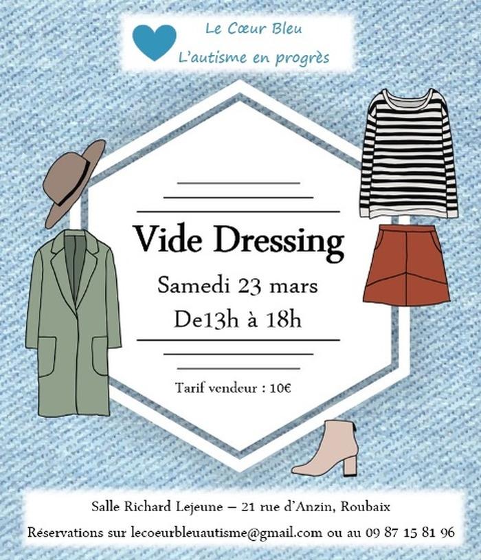 Vide dressing - Le Coeur Bleu