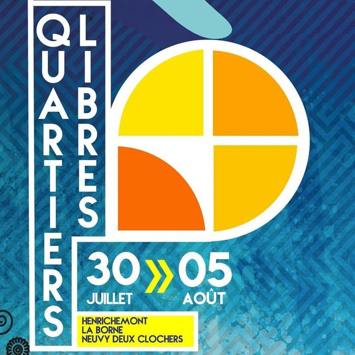 Viellux Festival Quartiers Libres - 10eme