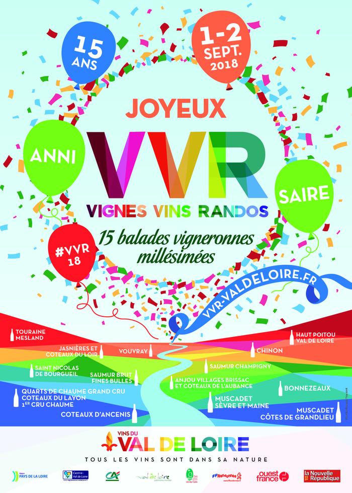 Vignes Vins Randos En Val De Loire