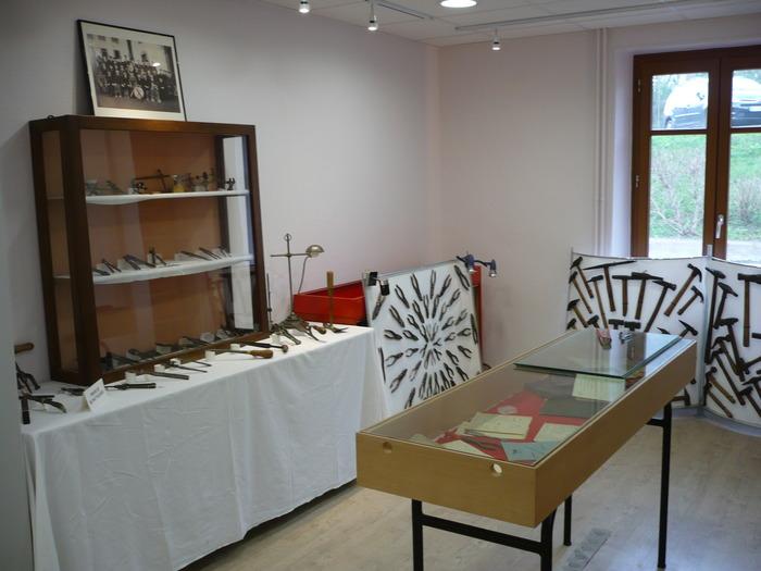 Journées du patrimoine 2018 - Visite du musée Bost et de l'outil