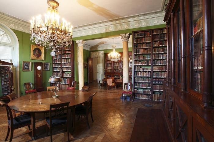 Journées du patrimoine 2018 - Visite guidée de la Bibliothèque Paul Marmottan