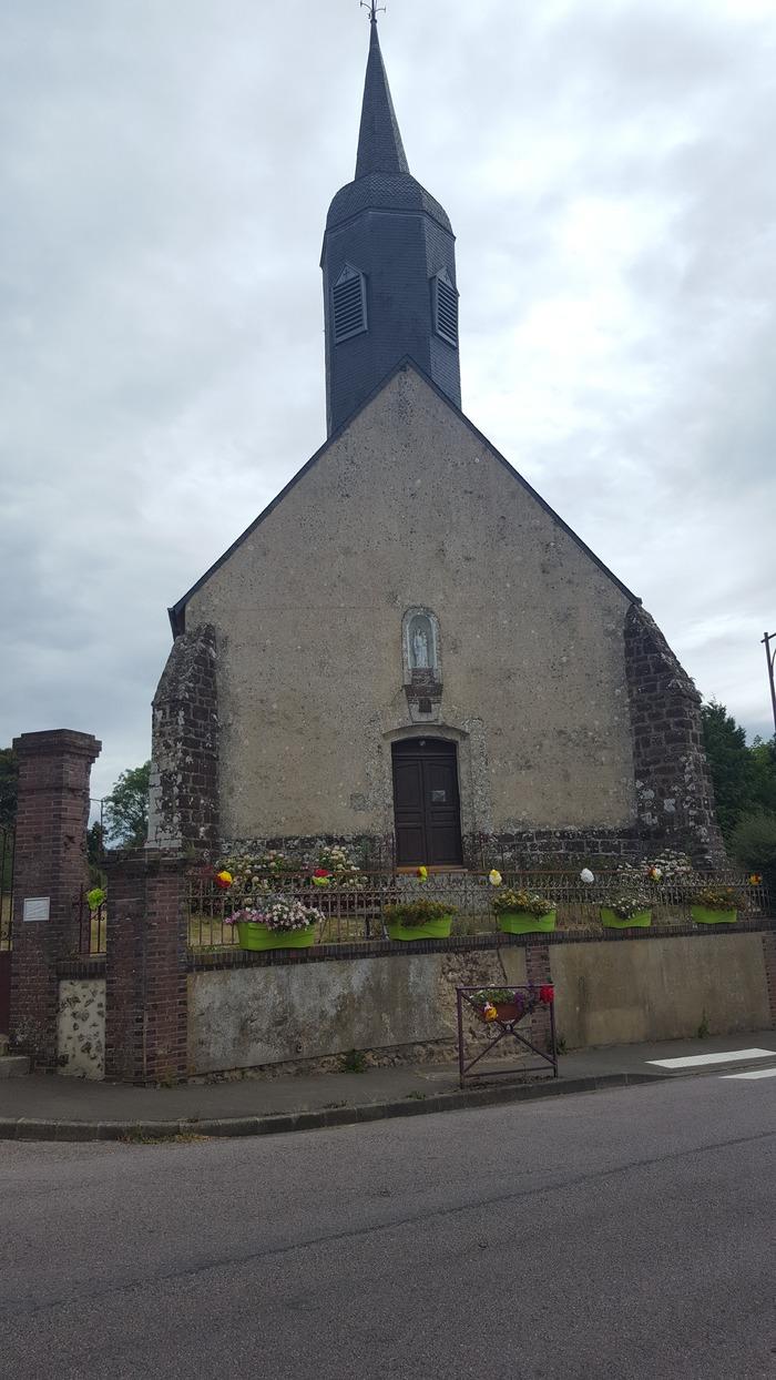 Journées du patrimoine 2018 - Visite libre de l'église Notre Dame de la Nativité