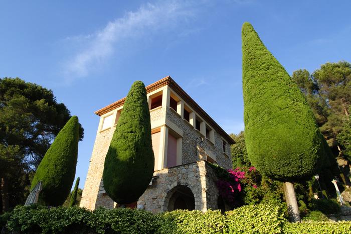 Journées du patrimoine 2018 - Villa Domergue