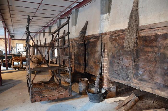 Journées du patrimoine 2018 - Exposition à la boucane du Grand Quai