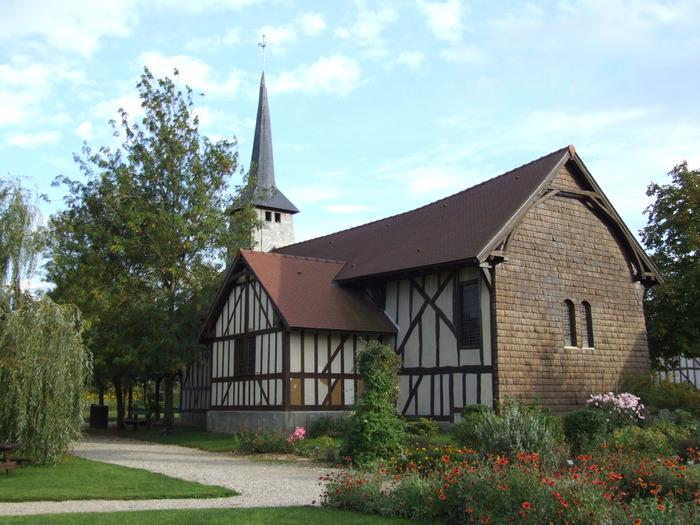 Crédits image : Village musée du Der
