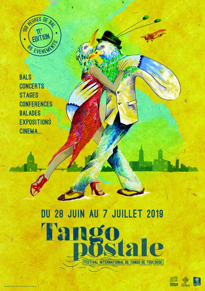 Village Tango à Ramonville