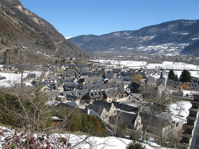 Villages de la vallée d'Aure