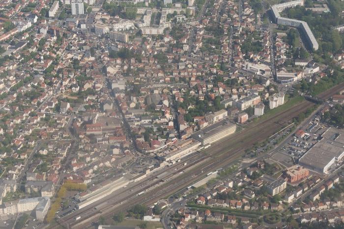 Journées du patrimoine 2018 - Villiers-le-Bel : un quartier de la gare à l'urbanisme emblématique