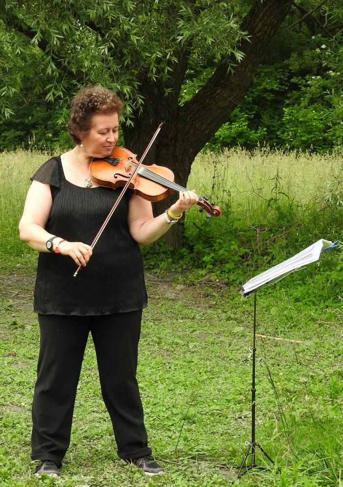 Journées du patrimoine 2018 - Concert violon d'Ô.