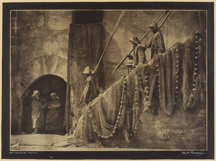 Journées du patrimoine 2018 - Visions d'artistes, la photographie pictorialiste 1890 - 1960