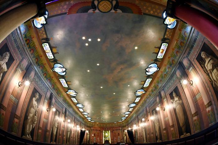 Journées du patrimoine 2018 - Le temple maçonnique du Grand Orient de France de Nancy