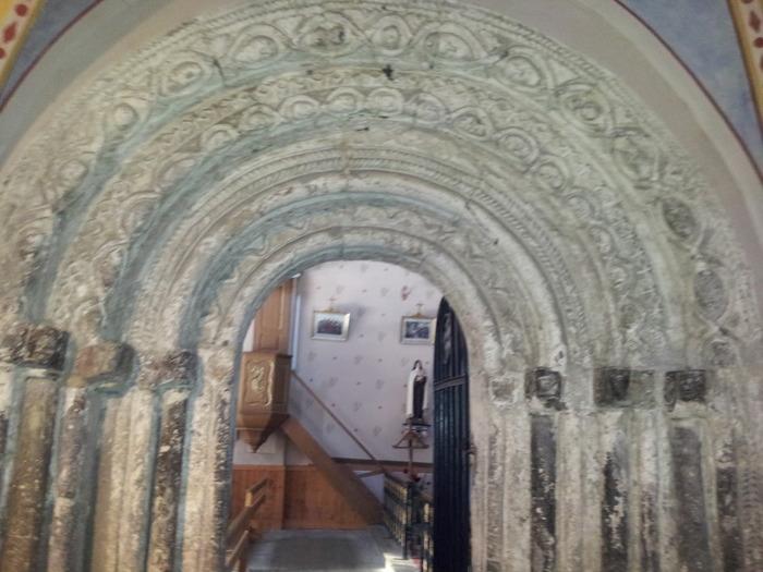 Journées du patrimoine 2017 - Visite guidée de l'ancien portail roman