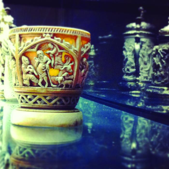 Journées du patrimoine 2018 - Visite guidée du musée des ivoires
