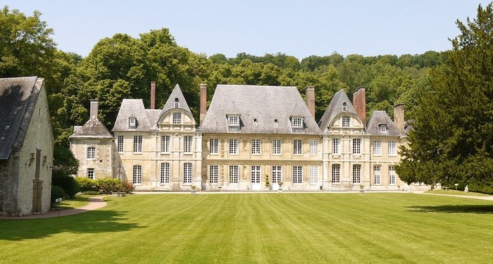 Journées du patrimoine 2018 - Visite guidée du château