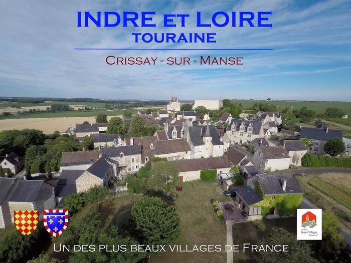 Journées du patrimoine 2017 - Visite commentée du village de Crissay-sur-Manse