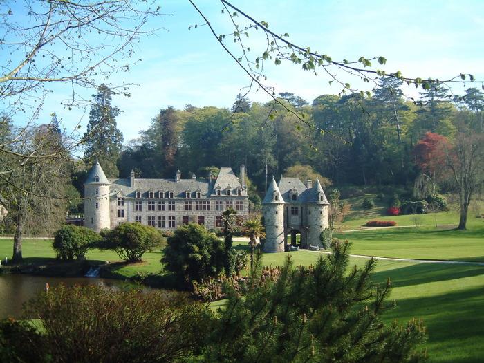 Journées du patrimoine 2017 - Visite libre du parc d'un Chateau
