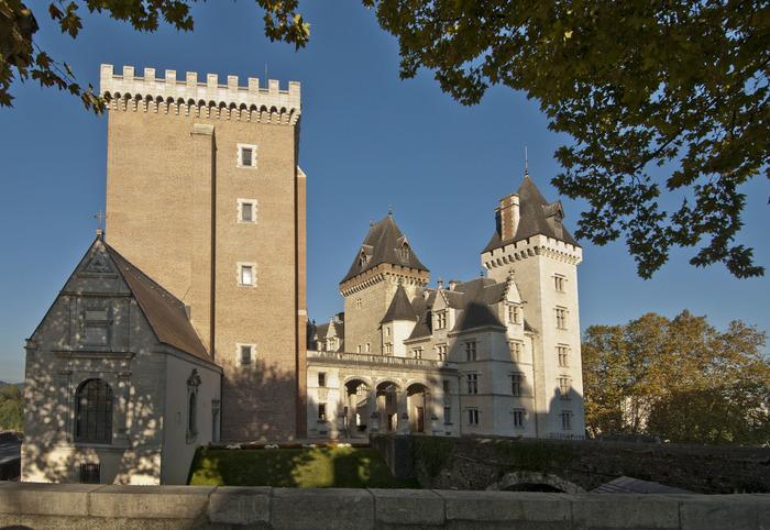 Journées du patrimoine 2018 - Visite libre du château de Pau