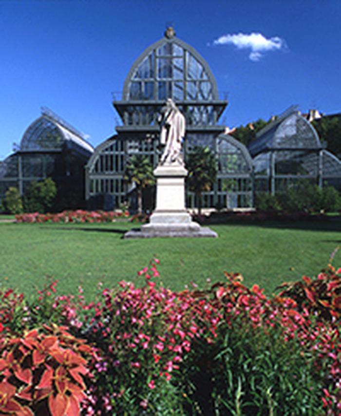 Awesome Jardin Botanique De Lyon