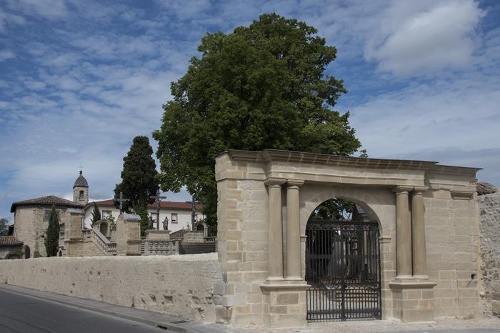 Journées du patrimoine 2018 - Visite à la torche du calvaire des Récollets.