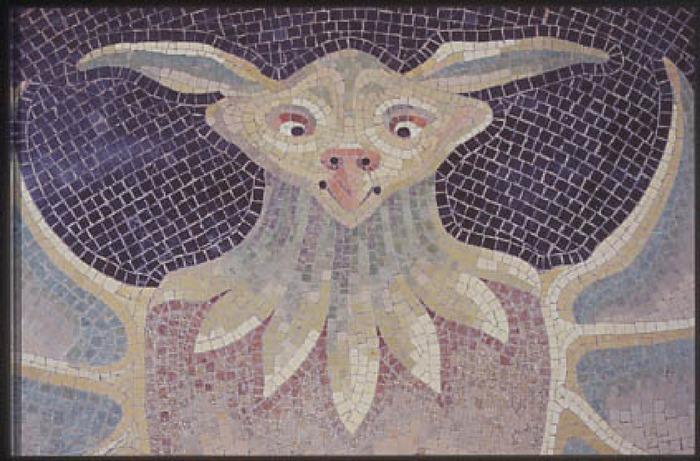 Journées du patrimoine 2018 - Visite à thème : les mosaïques de la basilique de Fourvière.