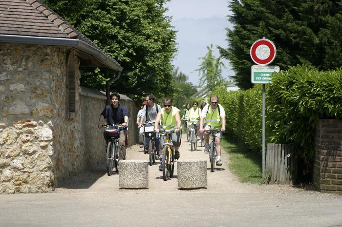 Journées du patrimoine 2018 - Visite à vélo « Saint-Quentin la sportive »