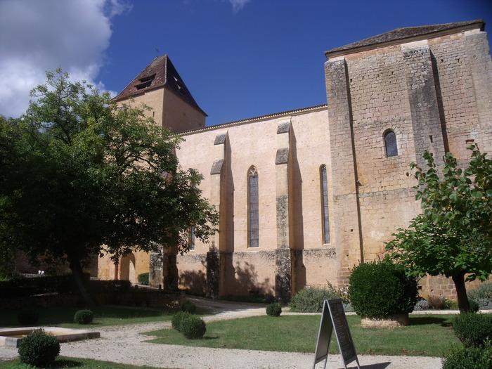 Journées du patrimoine 2018 - À la découverte de l'église abbatiale de Paunat