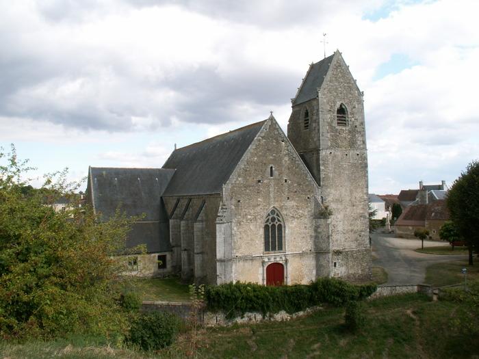 Journées du patrimoine 2018 - visite accompagnée de l'église St Rigomer de Saint-Rémy-du-Val (72600)