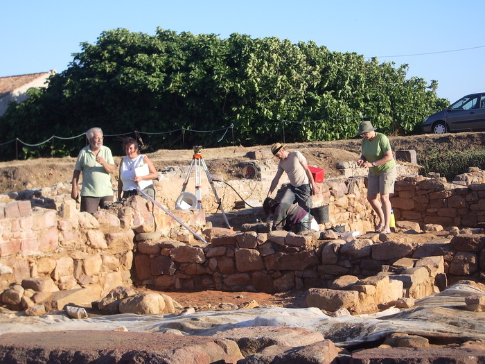 Journées du patrimoine 2018 - Visite accompagnée : Sur les pas de l'archéologue