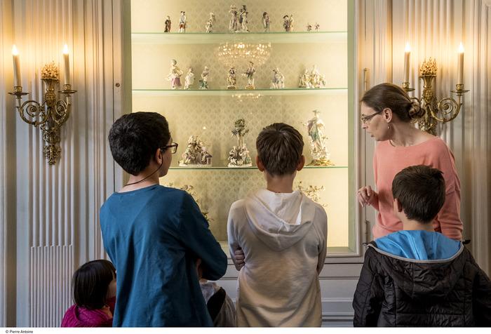 Journées du patrimoine 2018 - Visite-animation en famille - Visite surprise dans les collections