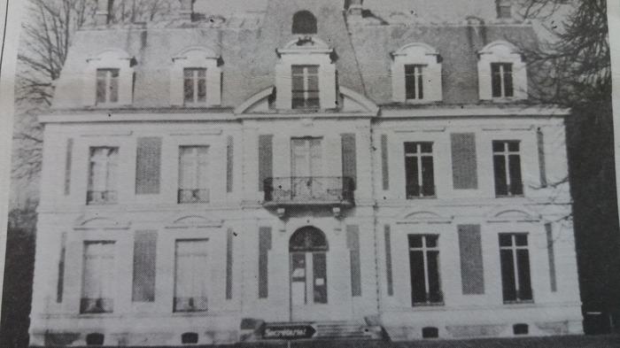 Journées du patrimoine 2017 - Visite théâtralisée du château de la Halette (actuelle Mairie de Forges-les-Bains)