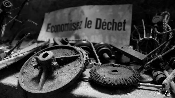 Journées du patrimoine 2018 - Visite animée du Nautilus - ex moulinage Perrier Delubac