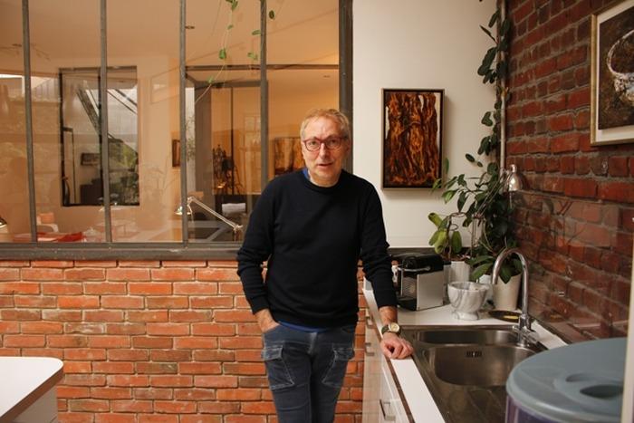 Visite apéro à la Galerie Gilles Bouillez