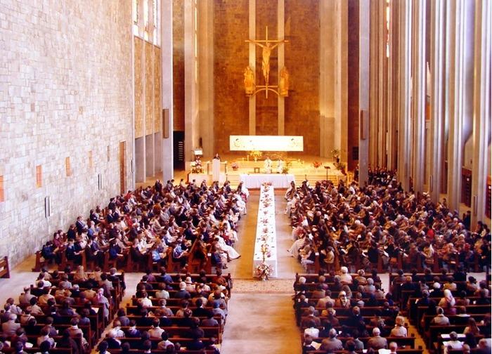 Journées du patrimoine 2018 - Visite architecturale de l'église Saint-Louis