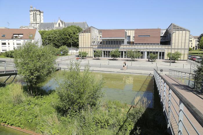 Crédits image : Campus - Photographie : Carole Bell, Ville de Troyes