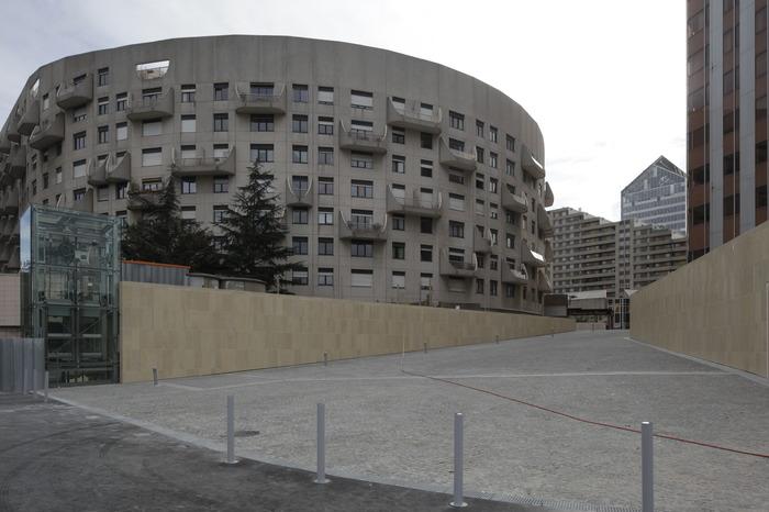 Journées du patrimoine 2018 - Visite architecturale du quartier du Pont de Sèvres