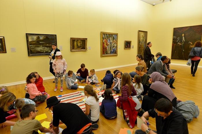 Journées du patrimoine 2018 - Visite-atelier