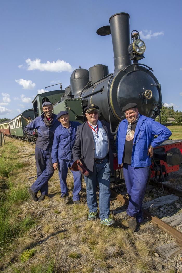 Journées du patrimoine 2018 - Visite atelier et gare Velay Expresss