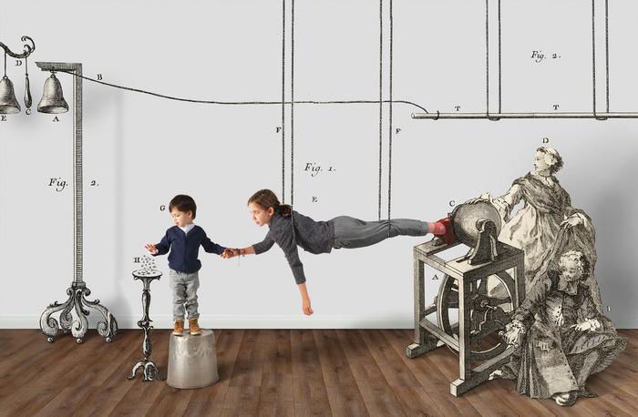 Crédits image : Aurélien Dupuis & Louise Raguet / Musée EDF Electropolis